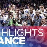 Franse handbaldames pakken hun eerste Europees kampioenschap