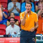 Davis Cup Nederland-Tsjechië