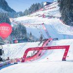 Wereldbeker skiën in Kitzbühel