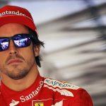 Fernando Alonso Formule 1 icoon