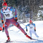 Wereldbeker Biatlon in Salt Lake City