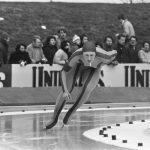 Het wereldkampioenschap sprint in Heerenveen