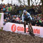 Wout van Aert Belgisch veldritkampioen