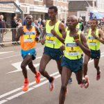 De NN Marathon van Rotterdam 2019