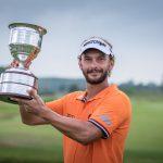 De Nederlandse golftrots Joost Luiten