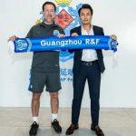 Guangzhou City legt hoofdtrainer Van Gastel vast