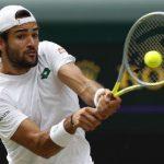 Wimbledon-finalist Berrettini mist de Olympische Spelen 2021