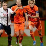De voetbalcarrière van Daphne Koster